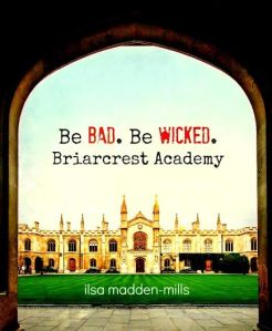 Be Bad Be Wicked