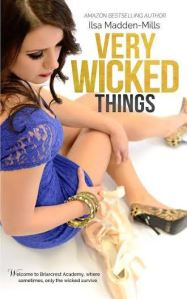 Vert Wicked Things Cover