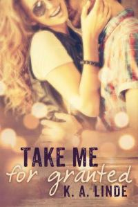 Take Me For Granted Ebook cover