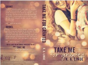 Take Me For Granted Jacket Cover