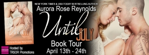 until july book tour