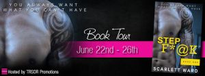 step fuck book tour