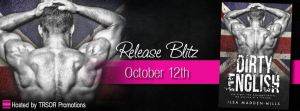 dirty english release blitz