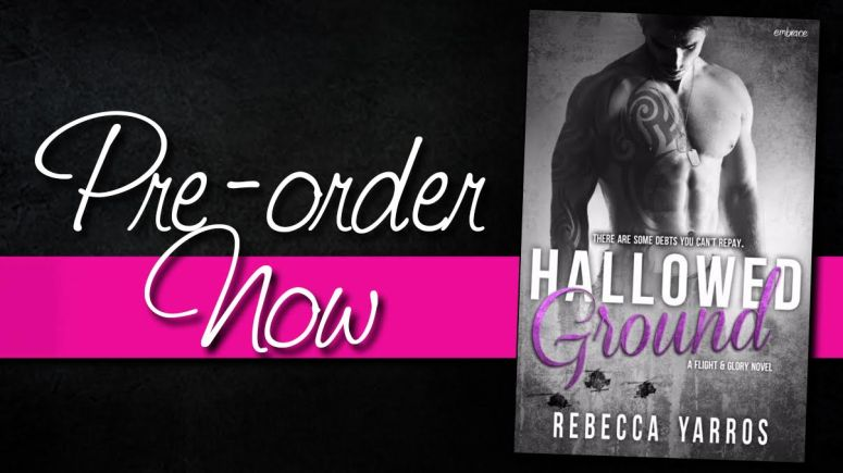 hallowed ground pre-order