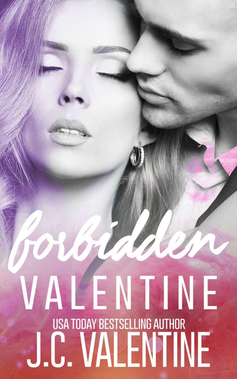 Forbidden Valentine #4 Cover