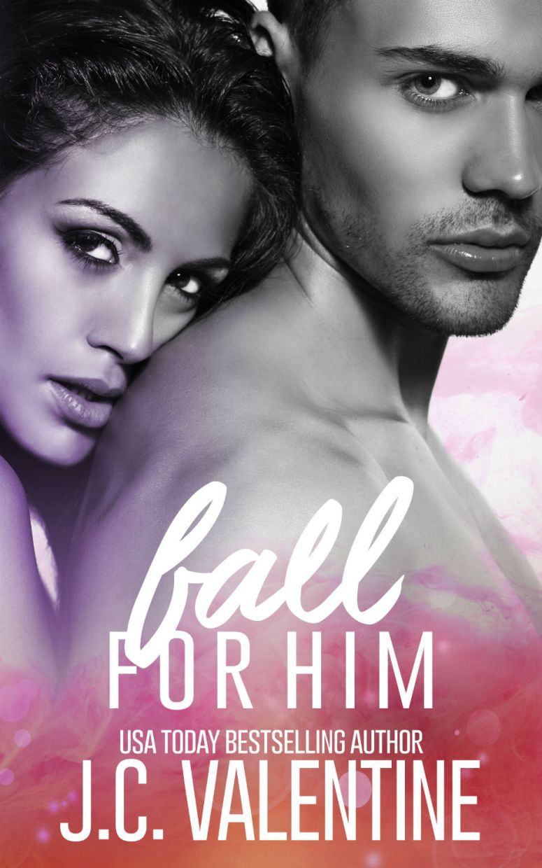 Fall for Him #3 Cover