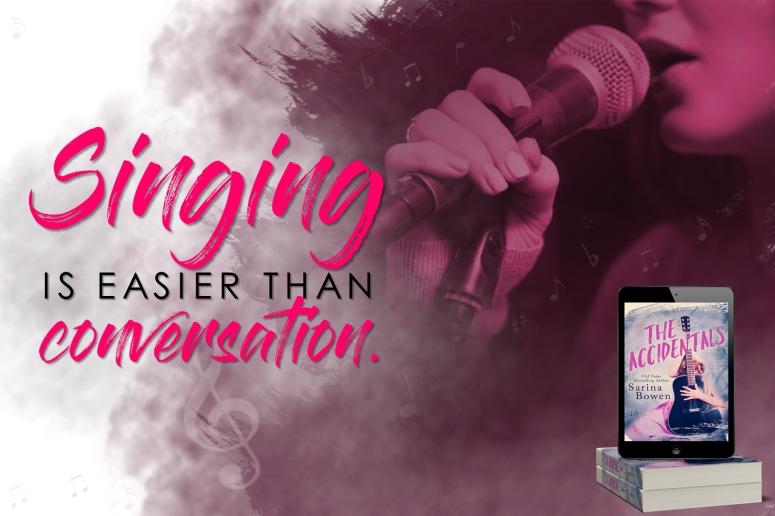 1 Singing is easier